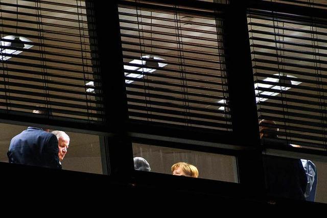 Suche nach Kompromissen: Union und SPD vor Koalitionsentscheidung