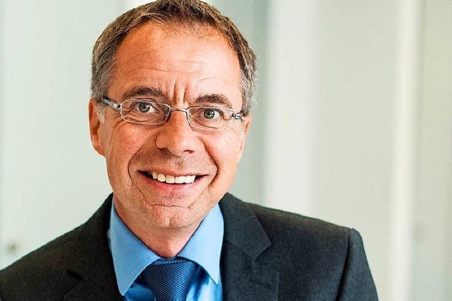 Michael Wehner wird Honorarprofessor der Uni Freiburg