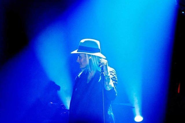 Bei Sarah Connor im Konzert