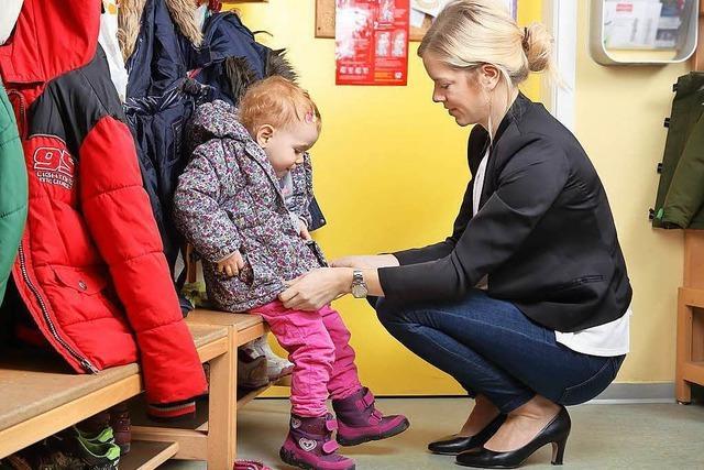 Stadt kommt dank Stiftung günstiger an einen Kindergarten