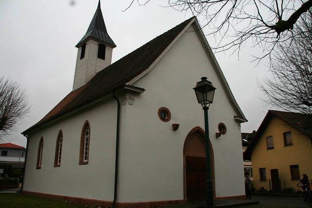 Die Kirche St. Agathen in Schopfheim wurde aufwändig saniert