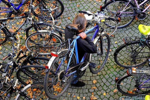 Die geklauten Fahrräder