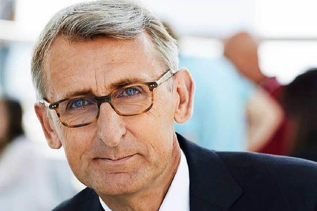 Der Lörracher Bundestagsabgeordnete Armin Schuster (CDU) ist froh über die neue GroKo