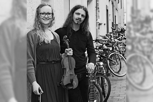 Sophia & Beni in Teningen-Landeck