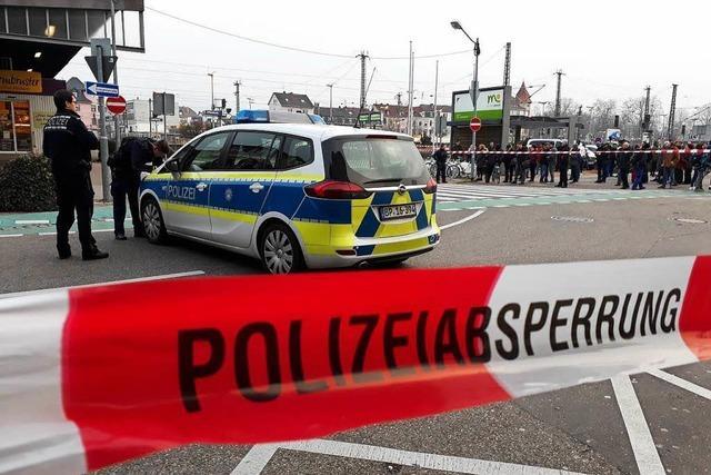 Entwarnung nach Bombendrohung im Offenburger Bahnhof – Sperrung aufgehoben