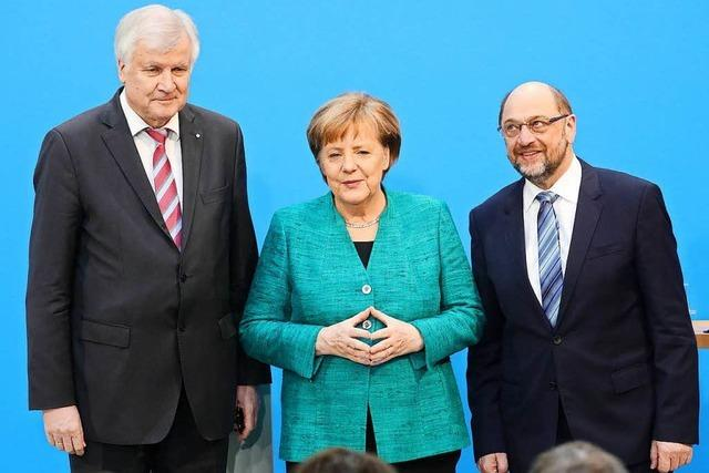 Mehr Geld für Europa und die Bürger – Was SPD und Union vereinbart haben
