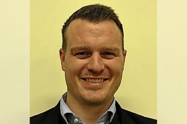 Christoph Ober wird neuer Hauptamtsleiter