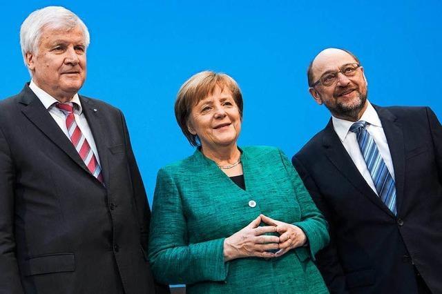 Im Schlussspurt hat die SPD vor allem bei den Posten gepunktet