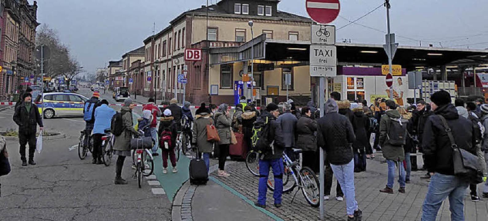 Offenburg Bombendrohung