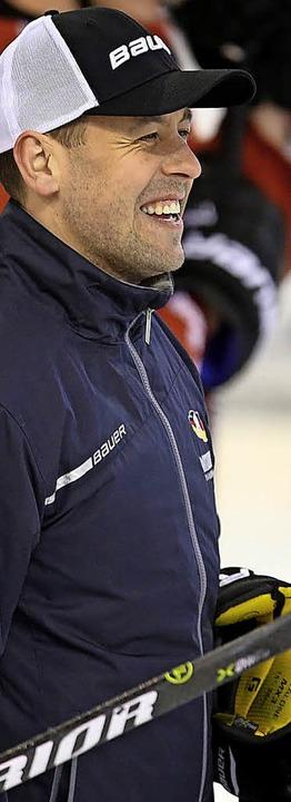 Bundestrainer  Sturm  | Foto: dpa