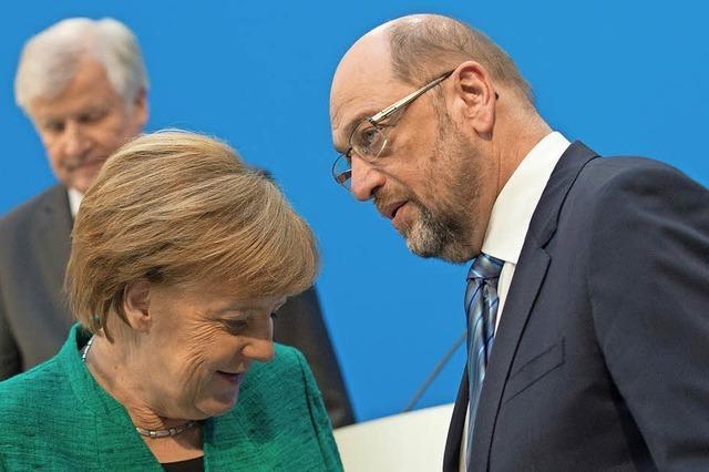 Vertrag für Große Koalition steht – Nahles übernimmt die SPD-Führung