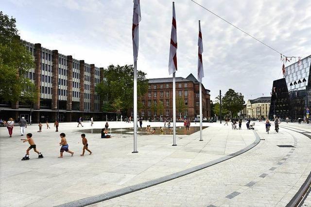 2018 findet auf dem Platz der Alten Synagoge ein neues Stadtfest statt
