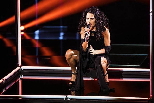 Freiburger Sängerin Vanessa Iraci spricht über ihr Aus beim Schweizer ESC-Vorentscheid