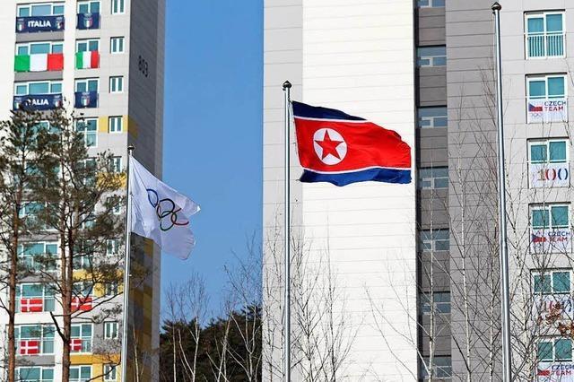 Südkoreas Präsident Moon trifft führende Vertreter Nordkoreas