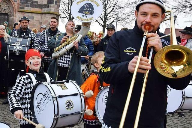 Fotos: Narren erobern das Breisacher Rathaus