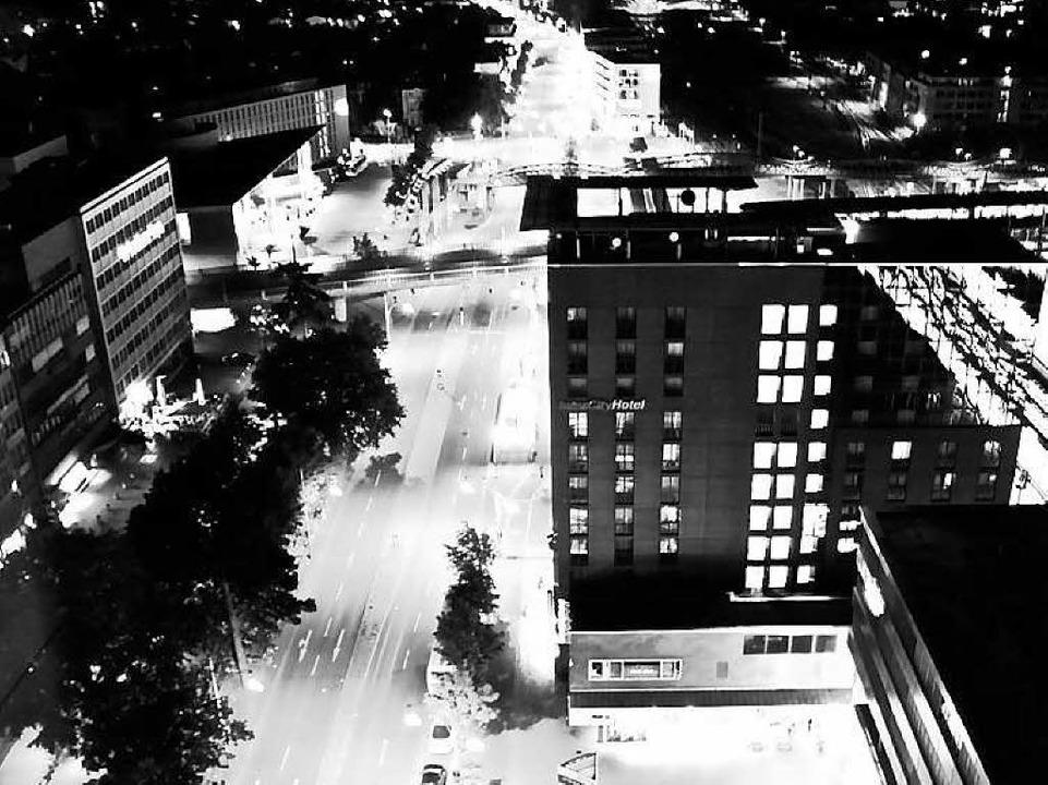 Das Kagan in der Bismarckallee.    Foto: Dominik Dilger