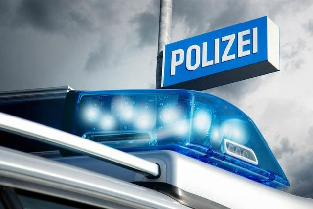 Täter in Bad Bellingen wurde schnell gefasst