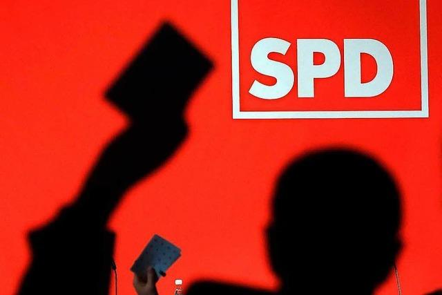 Die Lahrer SPD-Basis befürwortet die Groko