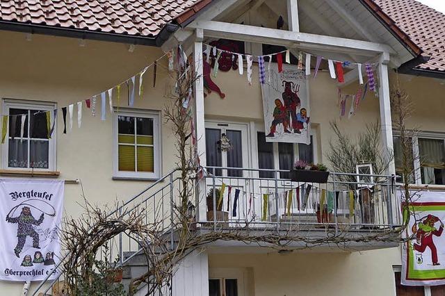 Oberprechtal zeigt Flagge