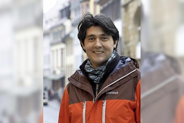 Ristem Haftaro kommt aus Afrim - und lebt seit drei Jahren in Freiburg