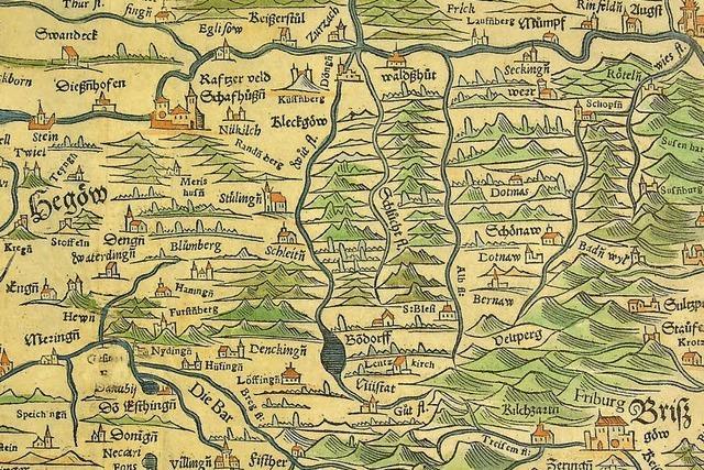 Sebastian Münster erforschte nicht nur den Schwarzwald