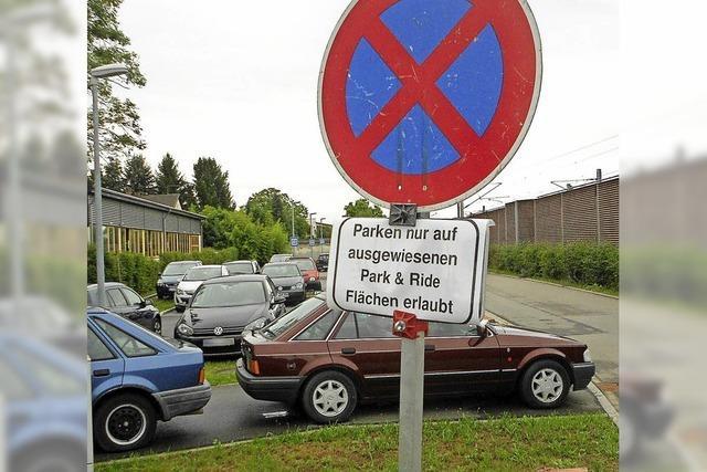 Park und Ride ist gut – aber wo?