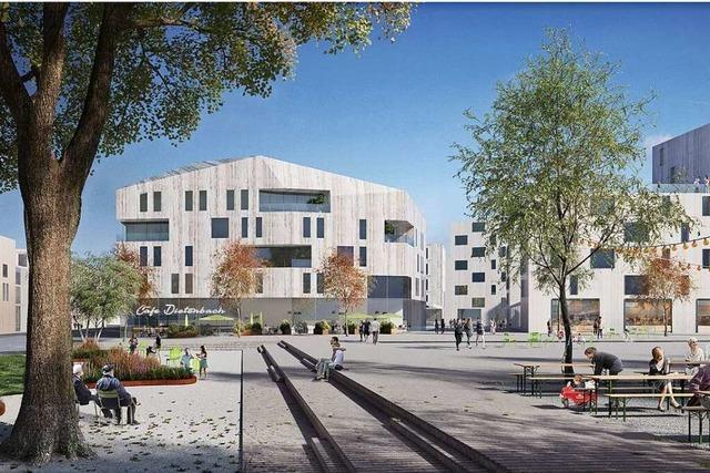Das sind die Sieger-Entwürfe für Freiburgs neuen Stadtteil Dietenbach