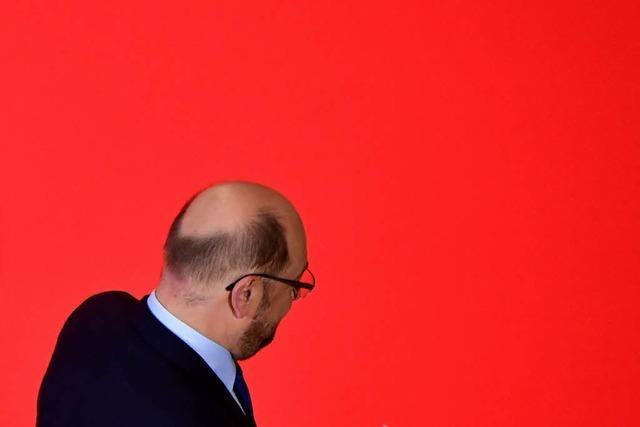 Schulz verzichtet auf Ministeramt in neuer großer Koalition