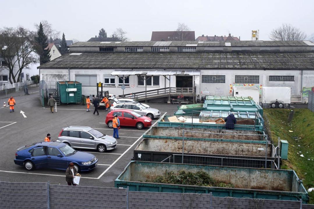 öffnungszeiten Recyclinghof Freiburg : am schnaitweg stehen mehrere ver nderungen an freiburg badische zeitung ~ Orissabook.com Haus und Dekorationen
