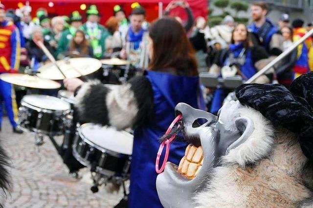 Fotos: Gugge-Festival in Rheinfelden