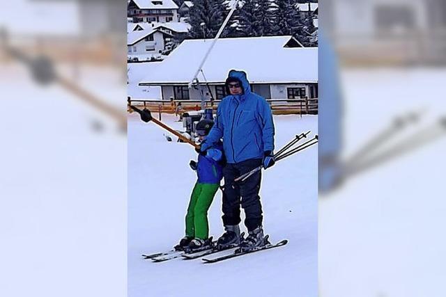 Skilifte sind weiter in Betrieb
