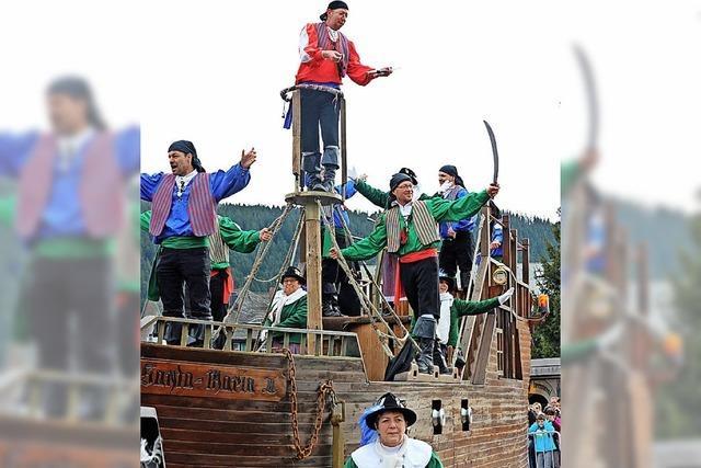 SO ISCH'S: Piraten schifflos