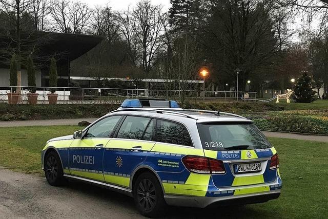 Sexuelle Belästigungen im Bad Krozinger Kurpark beschäftigen Polizei und Stadt