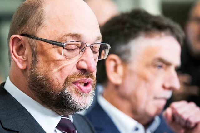 Im Kampf um die Macht inszeniert die SPD eine Seifenoper