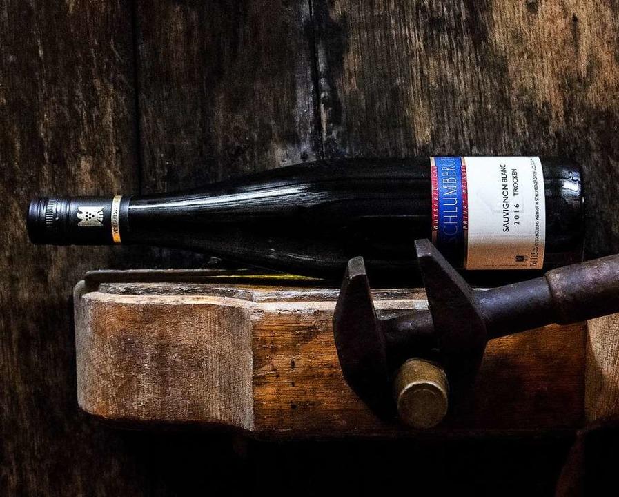 Trocken, fruchtig, mineralisch: der 2016er Sauvignon Blanc  | Foto: M. Wissing