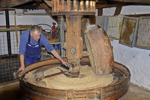Kostbarkeit aus der Mühle