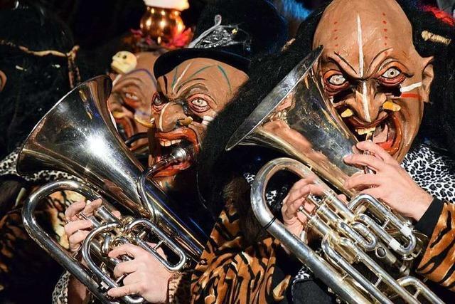 Fotos: Laufenburger Open-Air-Gugge-Festival