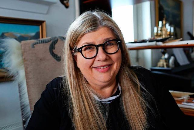 Ann Andreasen leitet das nördlichste Kinderheim der Welt