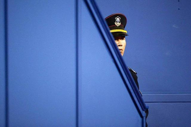 China setzt Brillen zur Gesichtserkennung ein