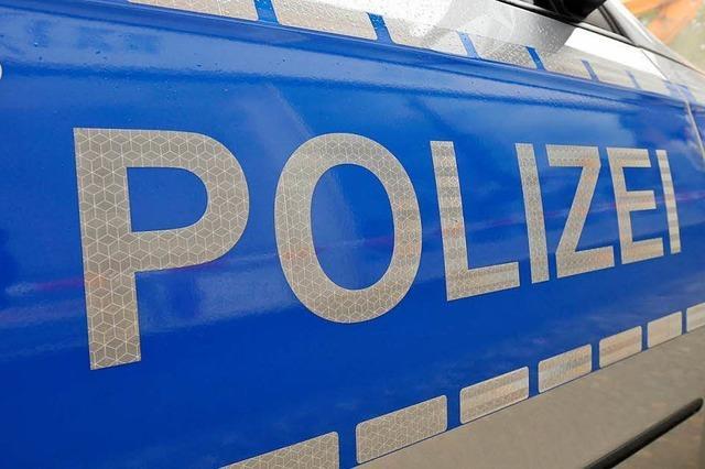 Junger Mann wirft Böller in Lörracher Polizeigebäude