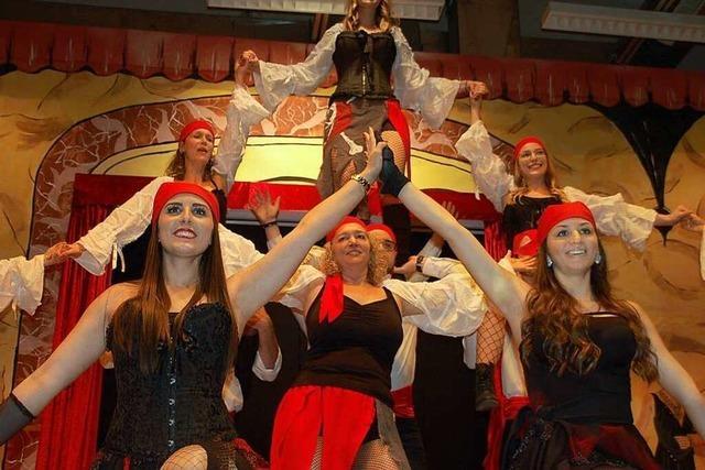 Fotos: Beim Schnitzelbanksingen in Dossenbach gab's das Beste aus 25 Jahren