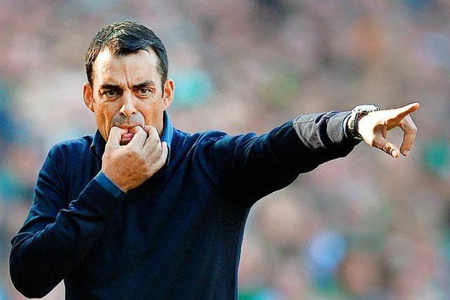 Robin Dutt ist neuer Coach des VfL Bochum