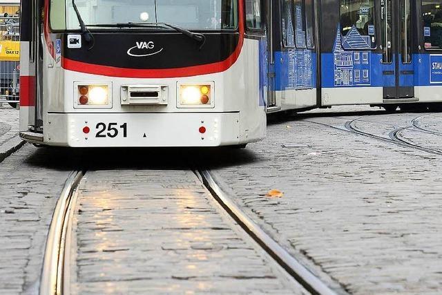 Die Rottecktram wird wohl erst 2019 auf der neuen Strecke fahren