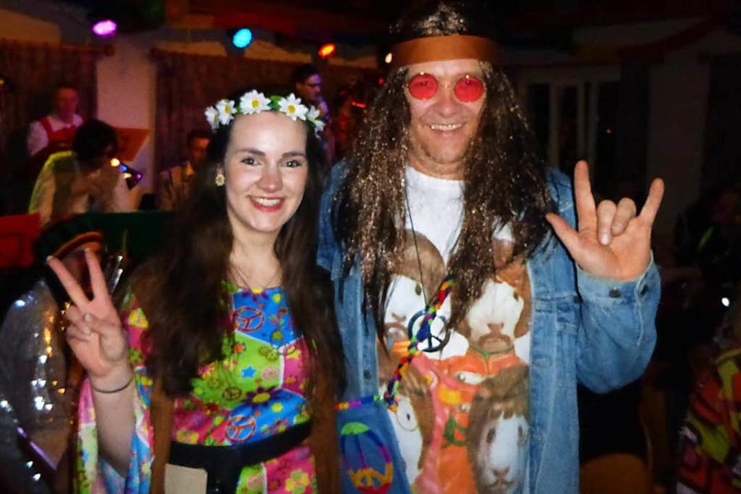 Hippies im Ussermannsaal  | Foto: Anne Freyer