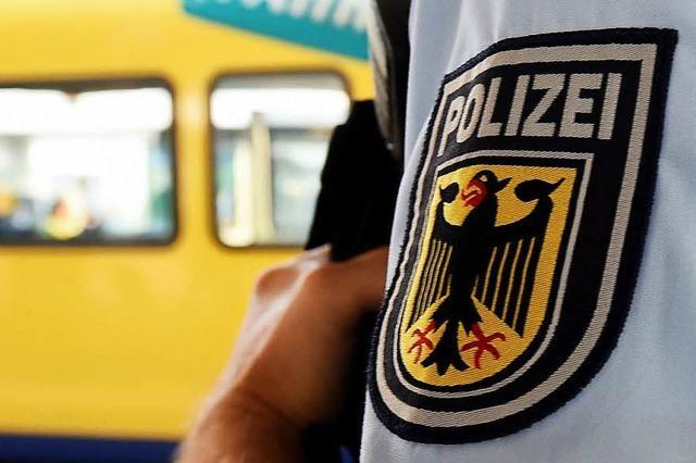 Bundespolizei erwischt Georgier bei der illegalen Einreise