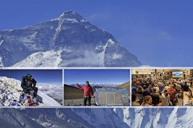 Expertengespräch für Bergsteiger
