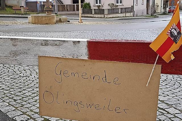 Pfaffenweiler Narren nehmen am Zunftabend die Ereignisse im Ort aufs Korn