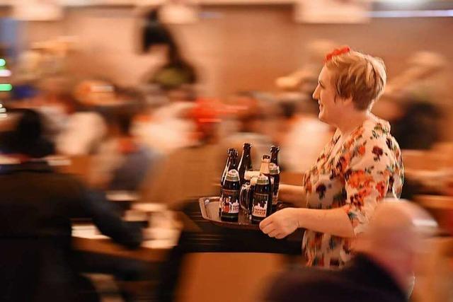 Fotos: Bier und Bütten beim Bockfrühschoppen der Emmendinger Fasnachtsgesellschaft