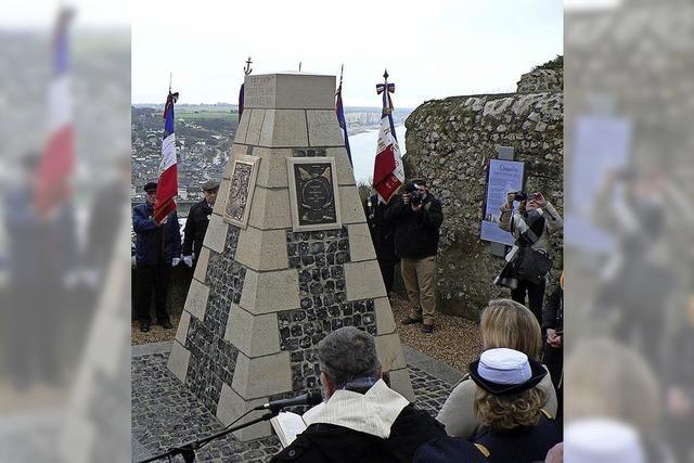 Ein Denkmal für Seefahrer
