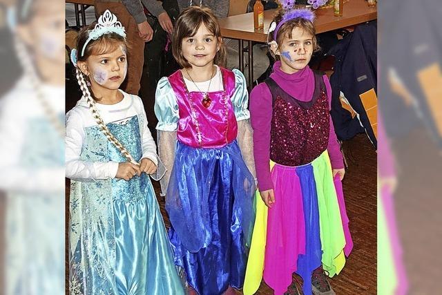Kinderfasnacht am Rosenmontag